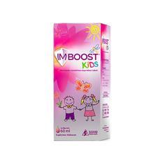 Imboost Kids Syrup, Membantu Memelihara Daya Tahan Tubuh