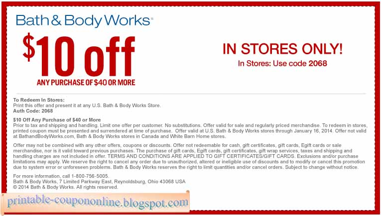 Don't forget to take advantage of Bath & Body Works coupons that are available for everything from candles to soaps and sanitizers. Make sure to browse the site, so that you can use your Bath & Body Works promo codes on irresistible fragrances, such as Sensual Amber and Mad About You. Bath & Body Works carries an endless supply of indulgences.