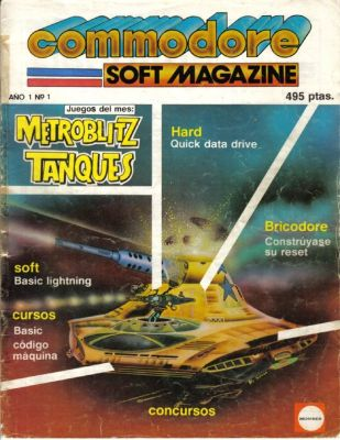 Commodore Soft Magazine
