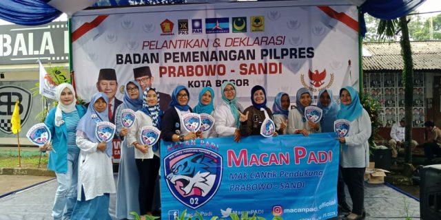 Ketua Macan Padi: Indonesia butuh pemimpin yang tegas