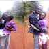 This Is Crazy!! Man Sparks Outrage After Posting These Loved Up Photos With His Young Girlfriend