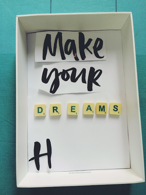 FashionDRA | Lifestyle : DIY Frame Decor Idea