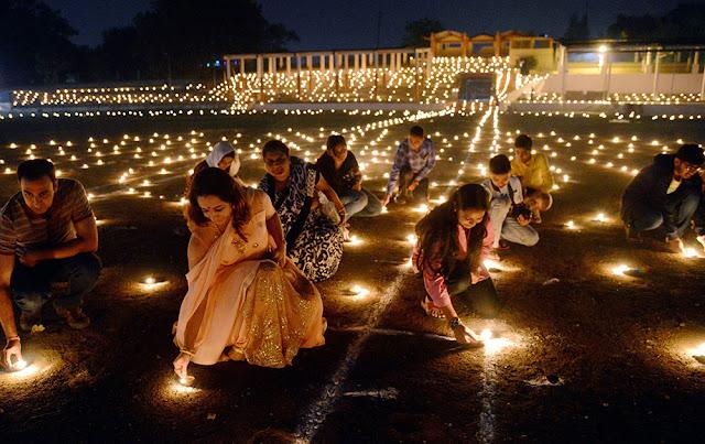 Varanasi Diwali Holidays.