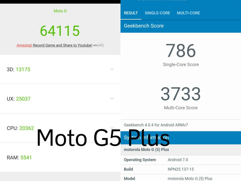 Moto G5 Plus Review - Tech Updates