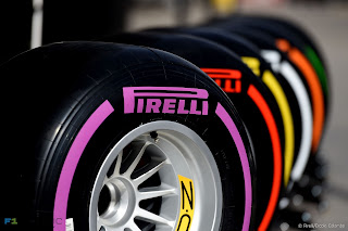 Teams go nuts over the ultrasoft tyres!!!