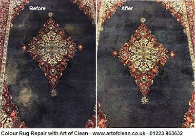 rug colour repair cambridge