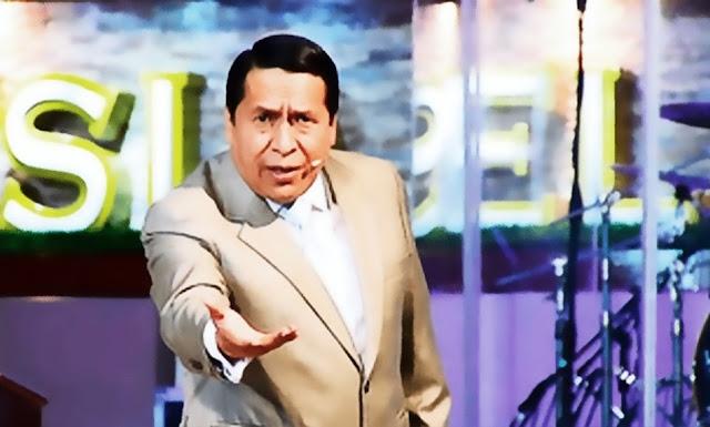 Pastor de El Aposento Alto, Alberto Santana