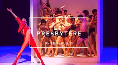 Le Béjart Ballet Lausanne en 2015 à Paris
