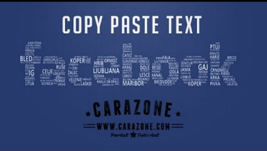 How Do You Copy & Paste on Facebook