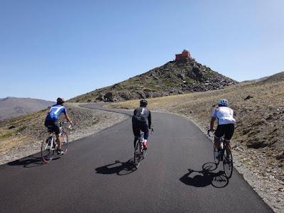 carbon road bike rental shop in granada cycling spain sierra nevada