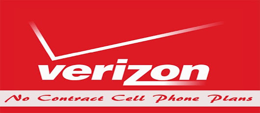 Verizon No Contract Cell Phone Plans