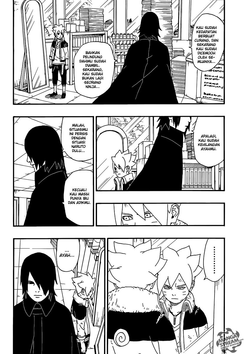 Manga Boruto Chapter 6 Bahasa Indonesia