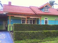 Sewa villa green apple puncak cipanas 3 kamar, Villa e59