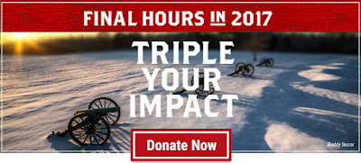 Final Hours to Make a Tax-Deductible Gift in 2017!