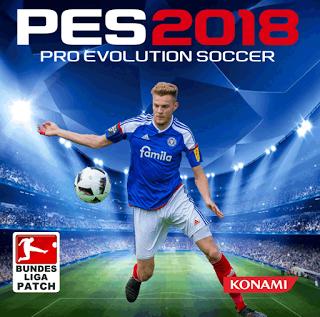 PES 2018 Bundesliga Patch Team