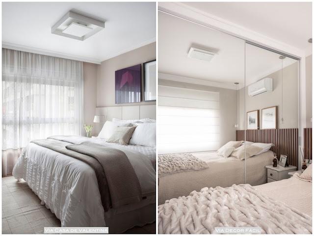 projeto iluminação para o quarto