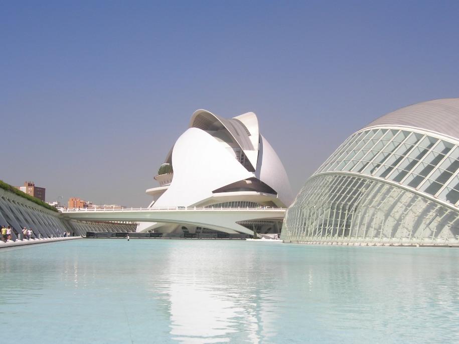 Orasul Artelor si al Stiintelor, Valencia