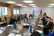 Temui Direktur Eksekutif UNWTO, Gubernur Olly Bahas Soal Asistensi Pariwisata Sulut