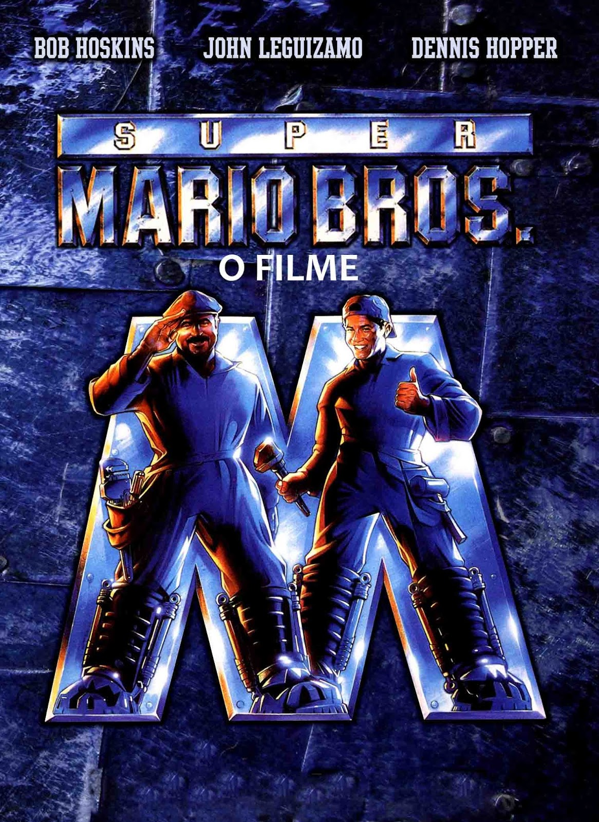 Super Mario Bros: O Filme Torrent – BluRay 720p e 1080p Dual Áudio