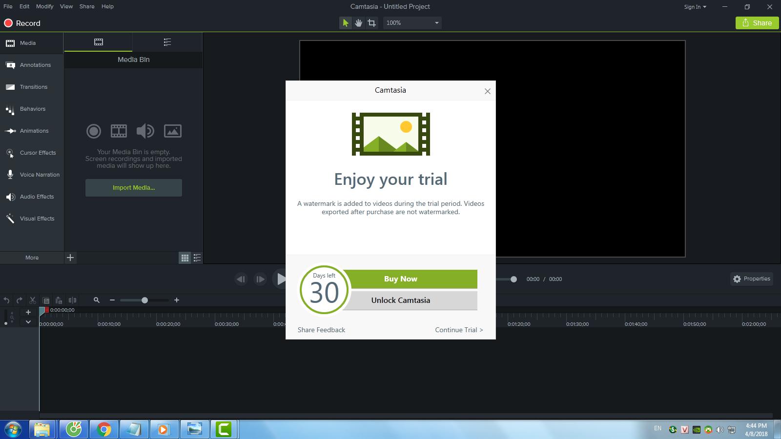 Camtasia Studio 9.0.4 - ảnh 3