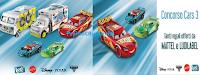 Logo Vinci gratis Lotti Mattel e Ludilabel con il ''Concorso Cars 3''
