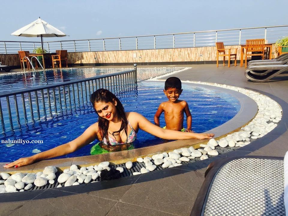 Piumi Hansamali bikini nude