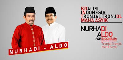 Siapa Itu Nurhadi Aldo ? Pasangan Capres Maha Asyik