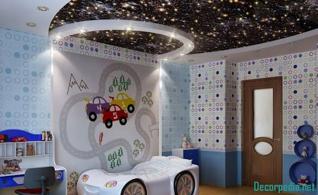 kids room ceiling designs and ideas