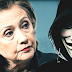 Anonymous Blows The Lid Off Hillary Clinton