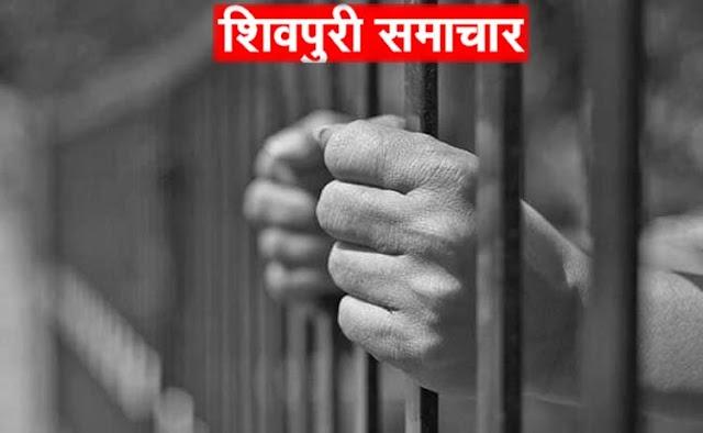 धोखाधडी से अवैध रजिस्ट्री कराने वाले धर्मशाला रोड के अशोक जैन को 5 साल की जेल | Shivpuri News