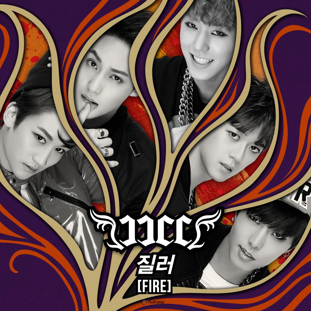 [Single] JJCC – JJCC 2nd Digital Single `Fire`