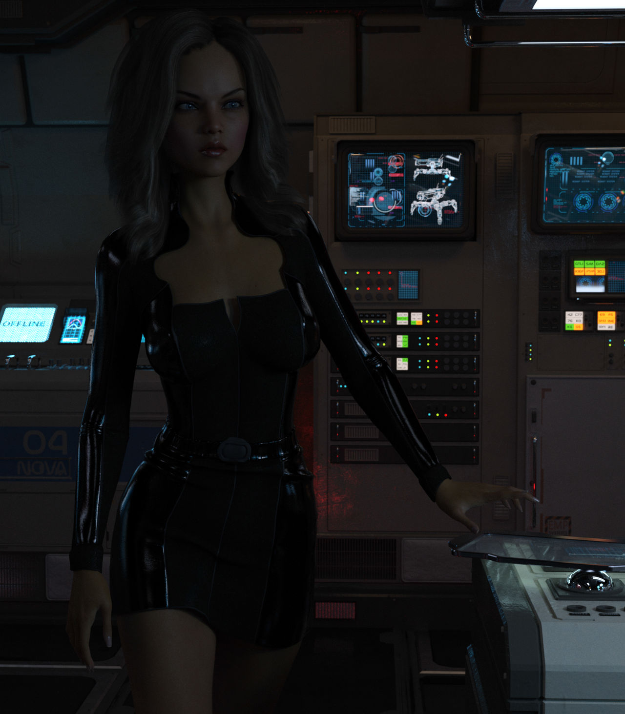 Hình ảnh 007 in Captain Anger