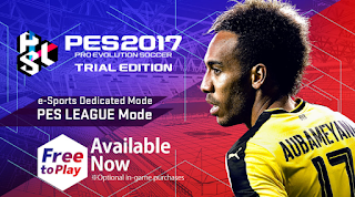 Download PES 2017 Trial Version
