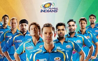IPL 2017 Mumbai Indians Team Squad