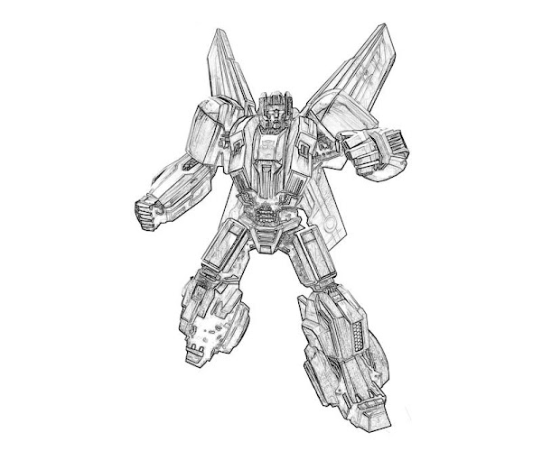 transformers cybertron coloring pages - photo#16