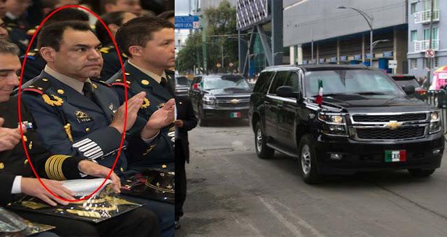 Asesinan  dentro de su casa a Teniente Coronel quien fue secretario particular del jefe del Estado Mayor Presidencial que daban seguridad y protección a Enrique Peña Nieto