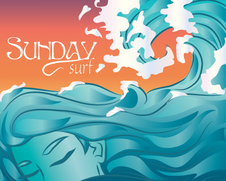 Sunday Surf with Authentic Parenting and Hobo Mama