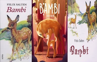 Felix Salten Bambi regény