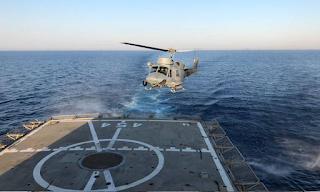 Πολεμικό Ναυτικό: Τρομακτική επίδειξη ισχύος στο Αιγαίο μαζί με «βατράχια» και πεζοναύτες - ΕΙΚΟΝΕΣ