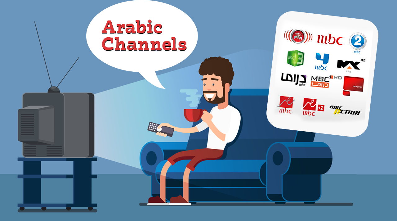 FREE IPTV List Premium Arabic HD/SD Channels M3U Playlist 26