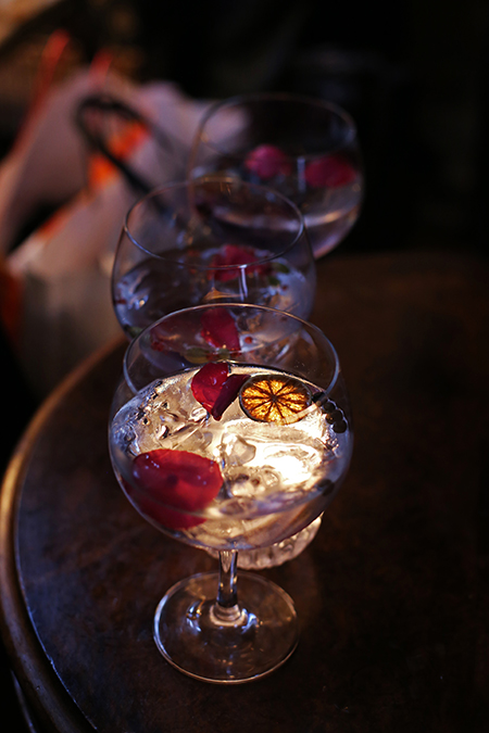 Mr Fogg's Gin Parlour, Covent Garden