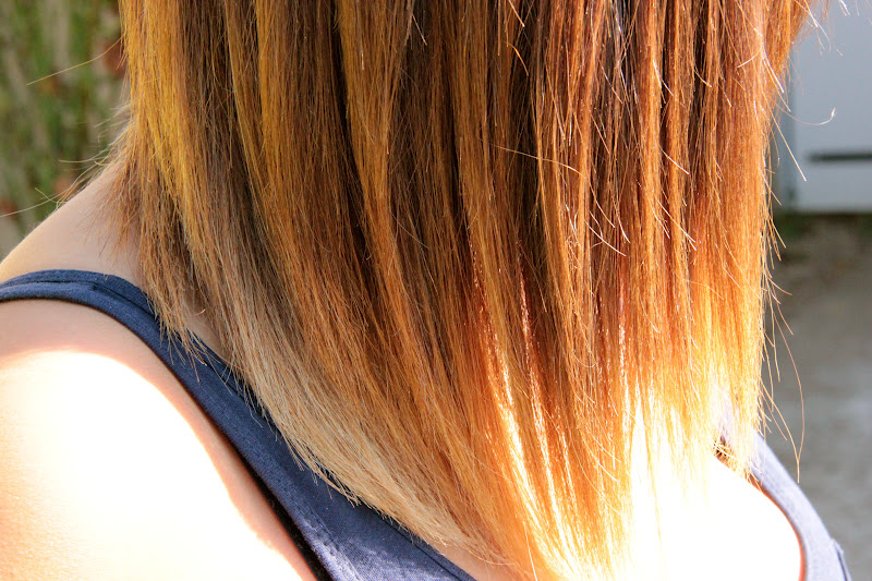 Ombré Hair Technique Coiffeur Ombré Hair Technique Crepage