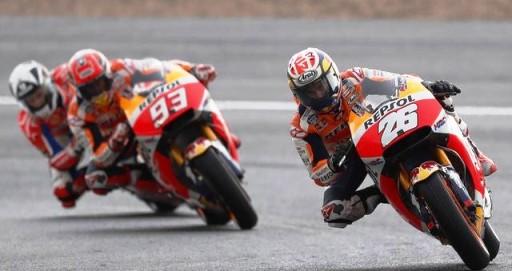 3 Pebalap Spanyol, Rebut Podium, MotoGP Jerez 2017
