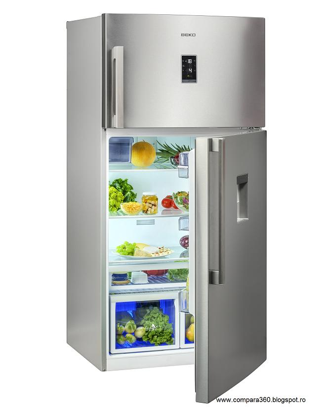 review beko dn161230dx frigider no frost xxl cum aleg. Black Bedroom Furniture Sets. Home Design Ideas