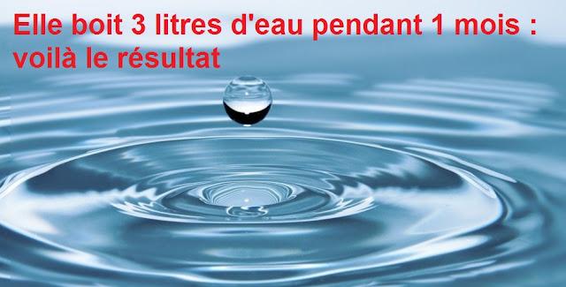 Elle-boit-litres-eau-pendant-mois-voila-résultat
