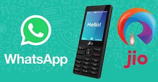 JioPhone, Whatsapp Support, Jio | Tech-Powers