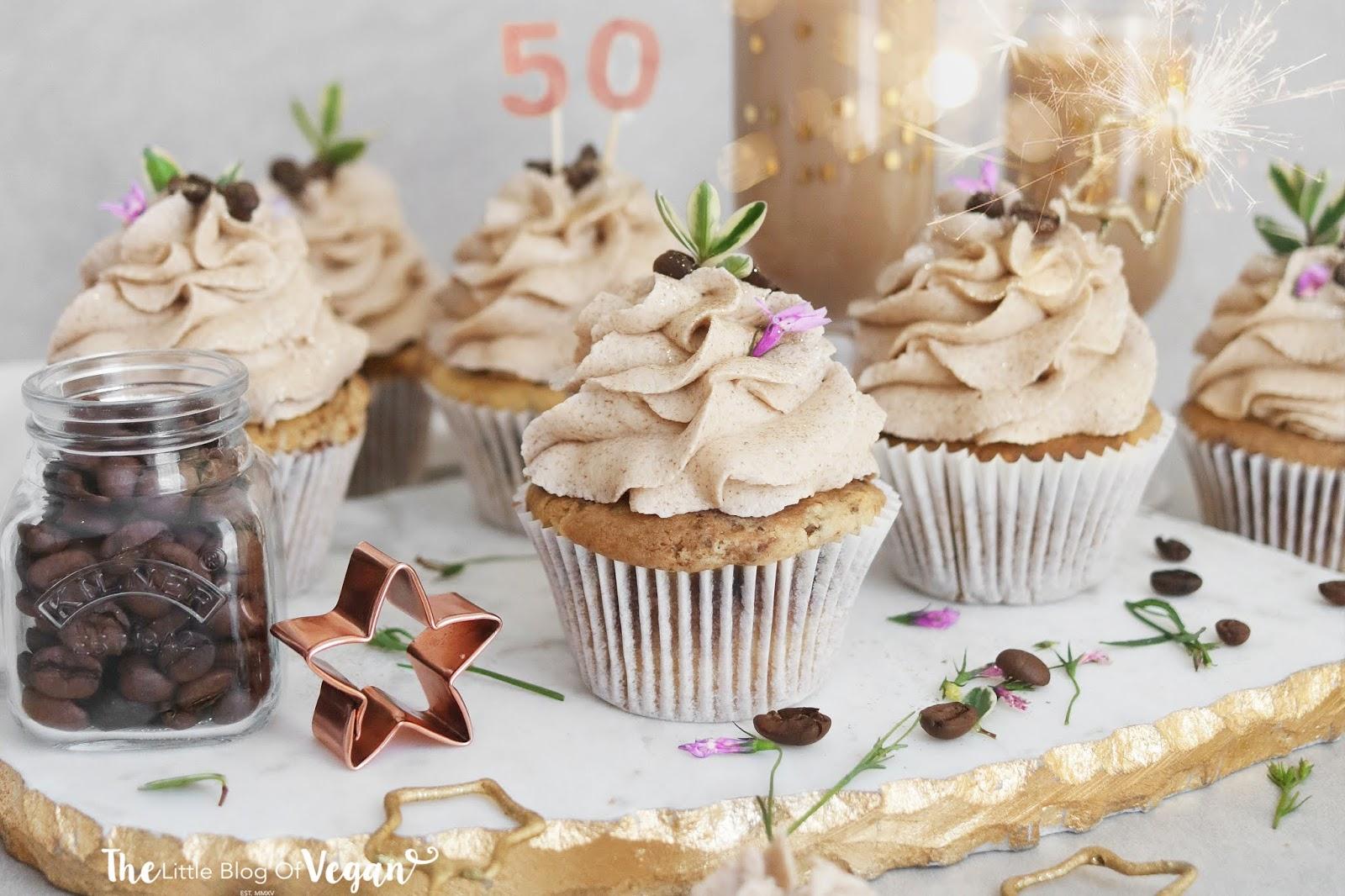 Easy coffee cupcakes recipe