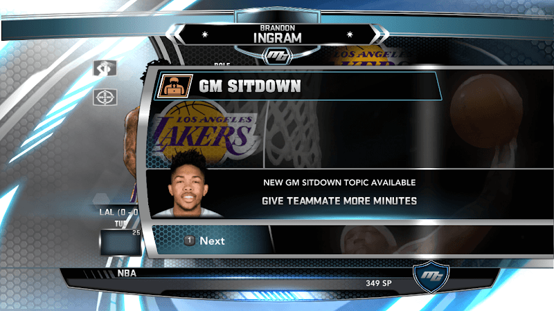 NBA 2k14 MyCareer Mod : Brandon Ingram - hoopsvilla