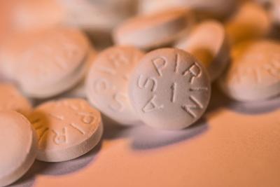 Aspirin for pimples