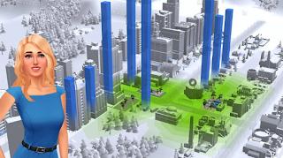 SimCity BuildIt gameplays